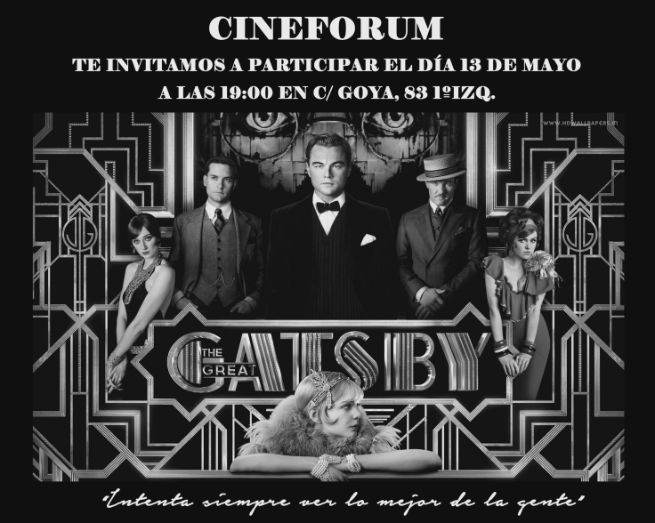 CINEFORUM GATSBY
